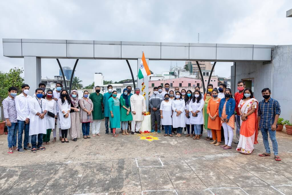 JD Institute celebrates 75th Independence Day complying with COVID guidelines jd institute - JD Institute celebrates 75th Independence Day complying with COVID guidelines THUMBNAIL - JD Institute celebrates 75th Independence Day