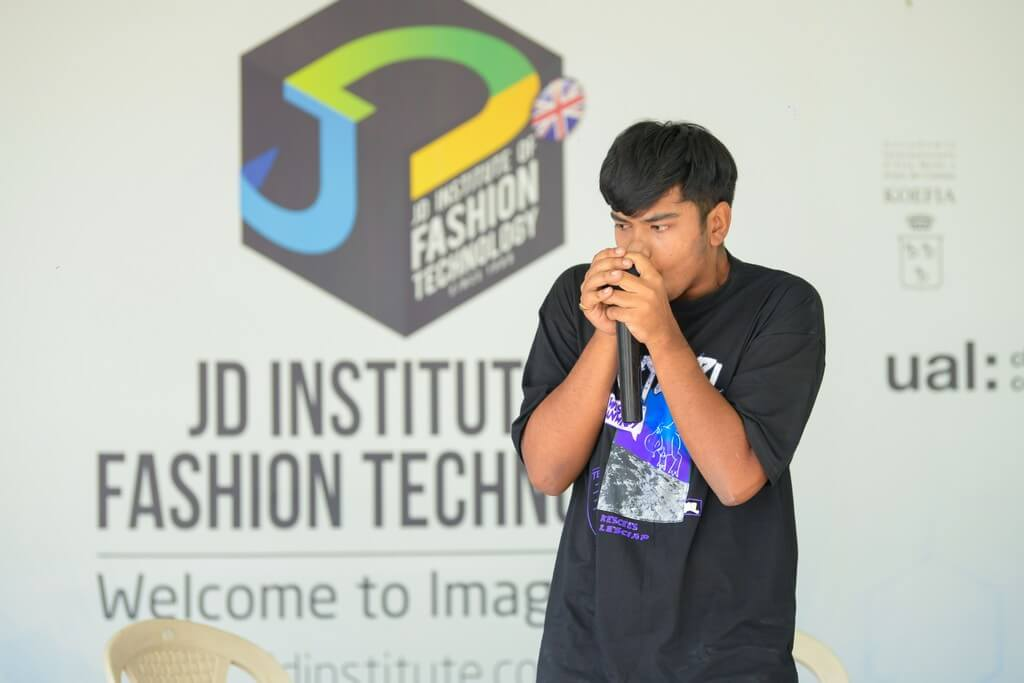 JD Music band:JD Institute of Fashion Technology students jam in style jd music band - JD Music bandJD Institute of Fashion Technology students jam in style 4 - JD Music band:JD Institute of Fashion Technology students jam in style