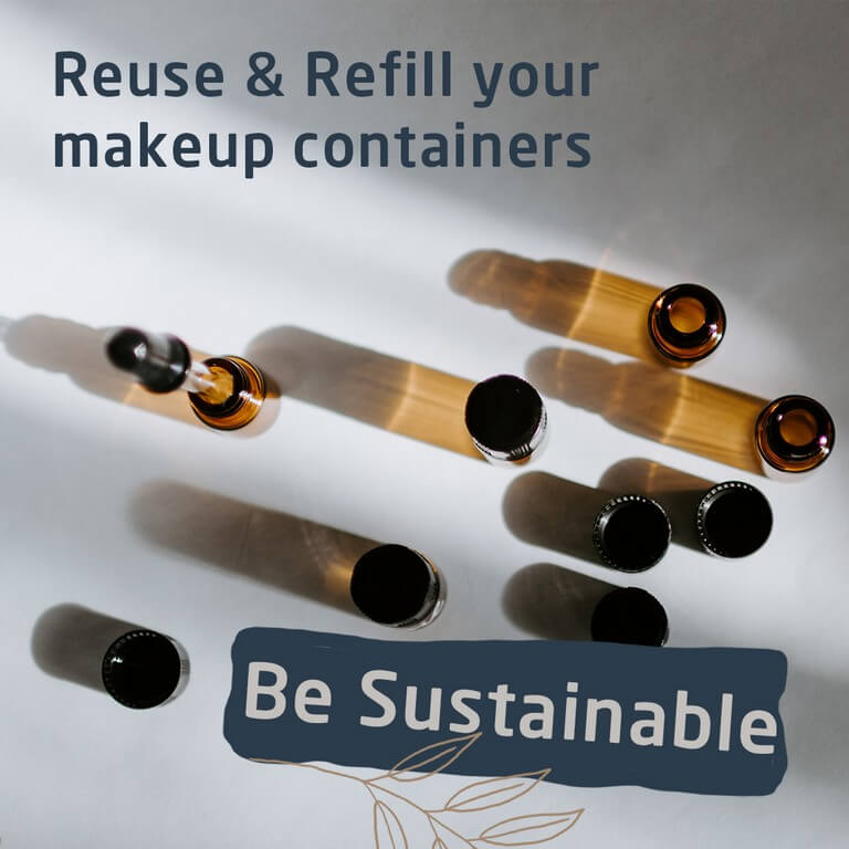 Organic Beauty Routine: 7 toxic-free & sustainable makeup habits to start now! organic beauty routine - Organic Beauty Routine 7 toxic free sustainable makeup habits to start now 5 - Organic Beauty Routine: 7 toxic-free makeup habits to start now!
