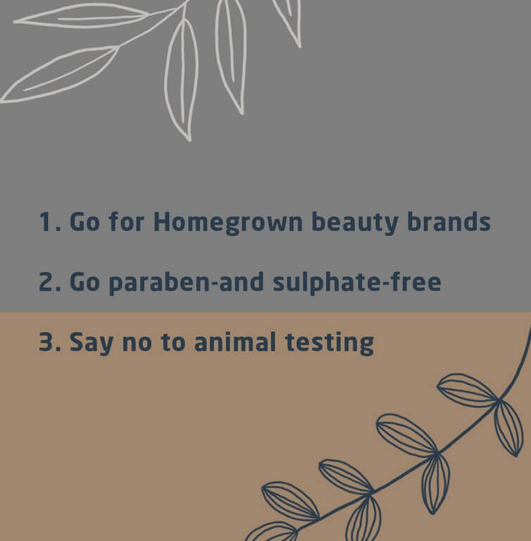 Organic Beauty Routine: 7 toxic-free & sustainable makeup habits to start now! organic beauty routine - Organic Beauty Routine 7 toxic free sustainable makeup habits to start now 7 - Organic Beauty Routine: 7 toxic-free makeup habits to start now!