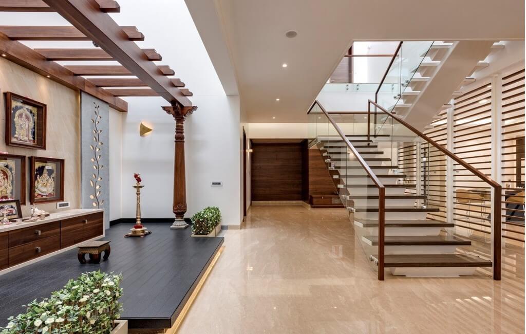Pooja room: Simple interior design ideas pooja room - Pooja room Simple interior design ideas THUMBNAIL - Pooja room: Simple interior design ideas
