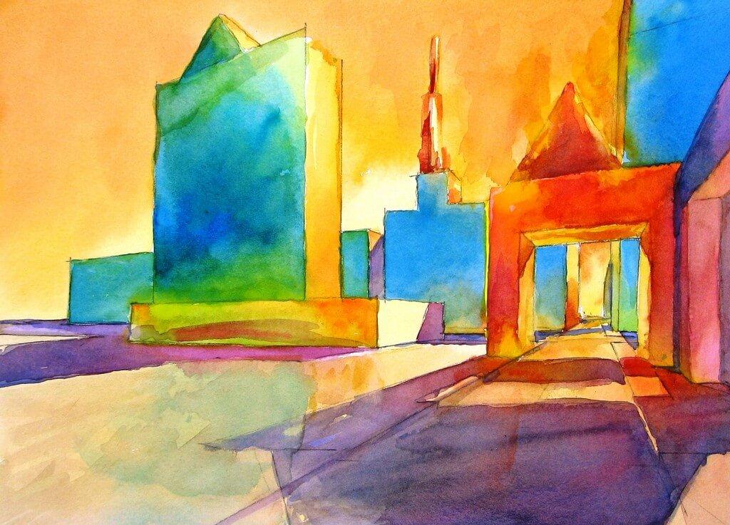 Tips On Using Watercolors! tips on using watercolors - Tips On Using Watercolors 3 - Tips On Using Watercolors!
