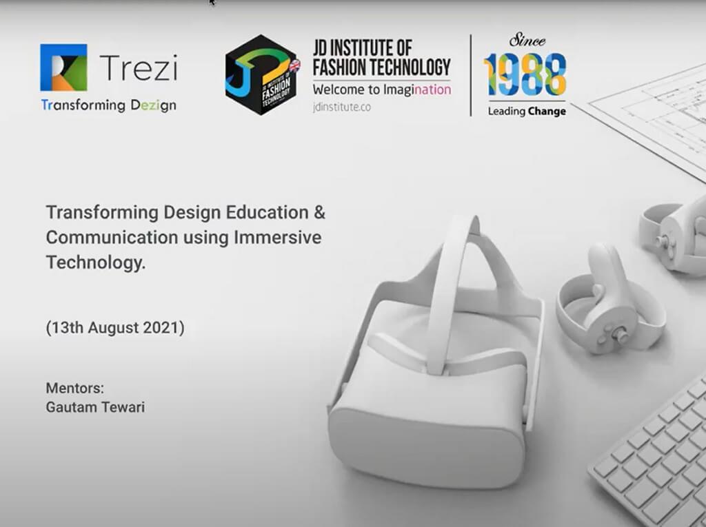 Virtual Reality: Trezi Workshop virtual reality - Virtual Reality Trezi Workshop Thumbnail - Virtual Reality: Trezi Workshop
