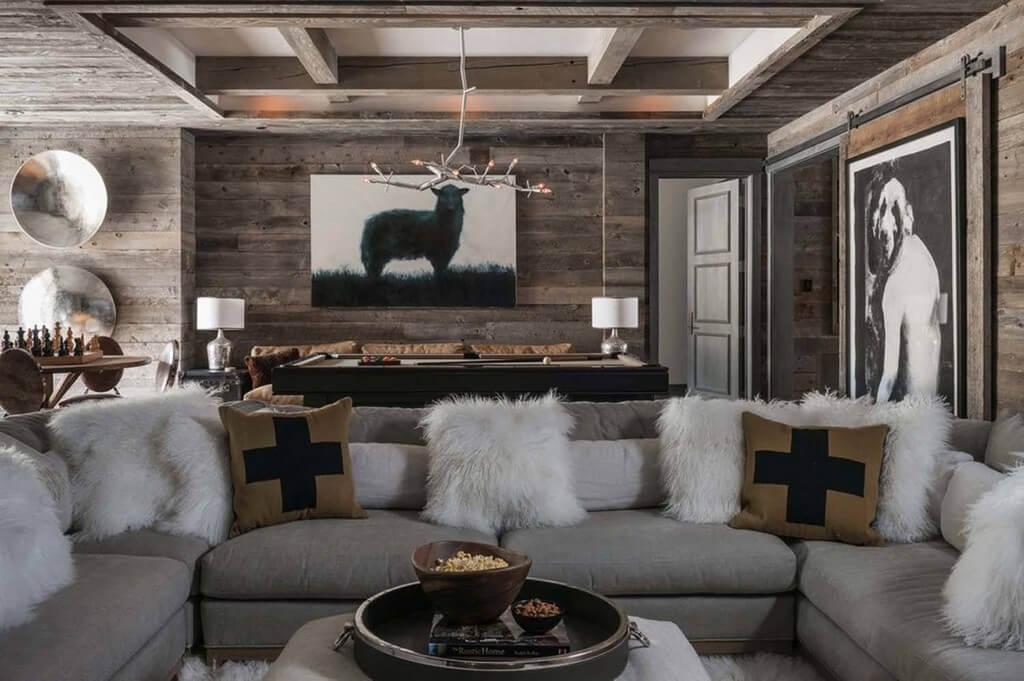 Features of rustic interior design  features - Features of rustic interior design 3 - Features of rustic interior design