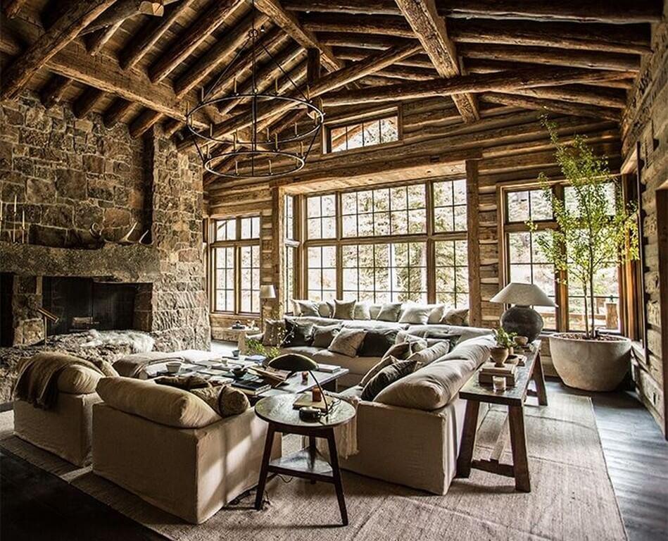Features of rustic interior design features - Features of rustic interior design 5 - Features of rustic interior design