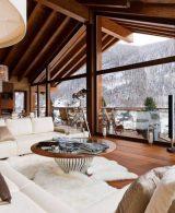 Features of rustic interior design