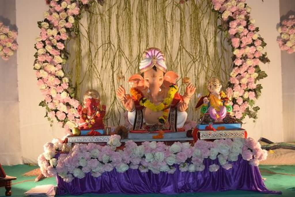 Ganesh Chaturthi: Home decor ideas to try this season  ganesh chaturthi - Ganesh Chaturthi Home decor ideas to try this season 2 - Ganesh Chaturthi: Home decor ideas to try this season