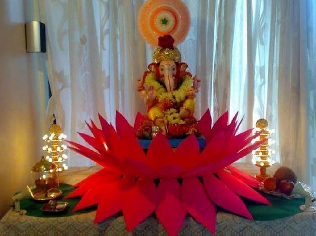 Ganesh Chaturthi: Home decor ideas to try this season  ganesh chaturthi - Ganesh Chaturthi Home decor ideas to try this season 3 - Ganesh Chaturthi: Home decor ideas to try this season