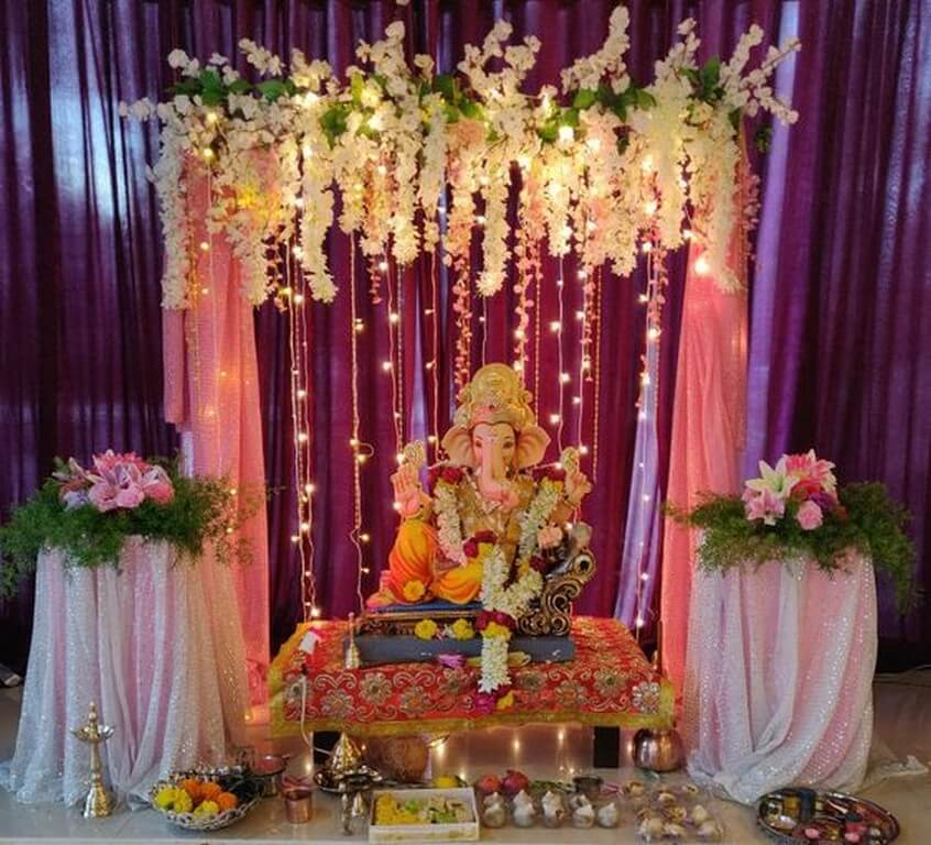 Ganesh Chaturthi: Home decor ideas to try this season  ganesh chaturthi - Ganesh Chaturthi Home decor ideas to try this season 4 - Ganesh Chaturthi: Home decor ideas to try this season