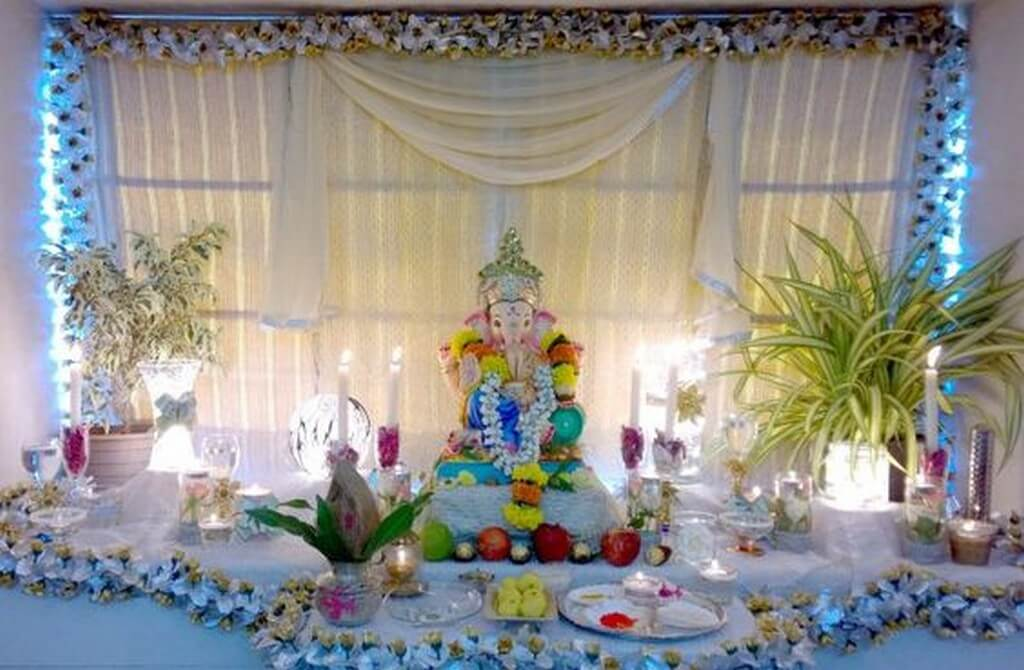 Ganesh Chaturthi: Home decor ideas to try this season  ganesh chaturthi - Ganesh Chaturthi Home decor ideas to try this season 6 - Ganesh Chaturthi: Home decor ideas to try this season
