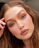 Gigi Hadid's yellow eye makeup steals the show: Recreate the look