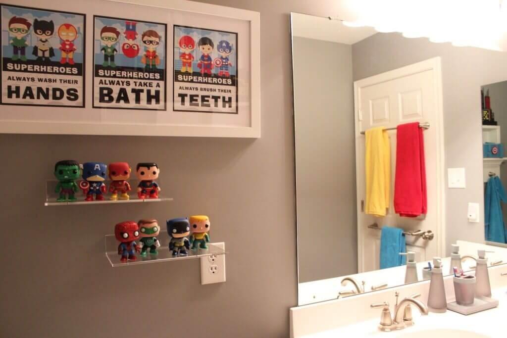 Kid's bathroom interior design ideas to keep in mind kids bathroom - Kids bathroom interior design ideas to keep in mind 1 - Kids bathroom interior design ideas to keep in mind