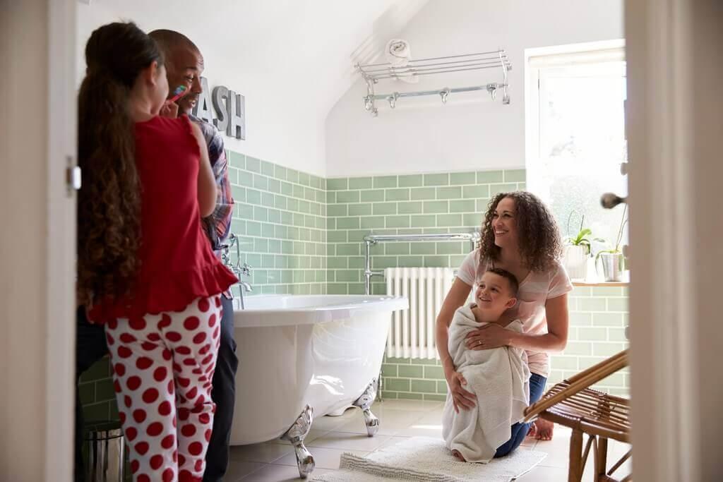 Kid's bathroom interior design ideas to keep in mind kids bathroom - Kids bathroom interior design ideas to keep in mind 5 - Kids bathroom interior design ideas to keep in mind