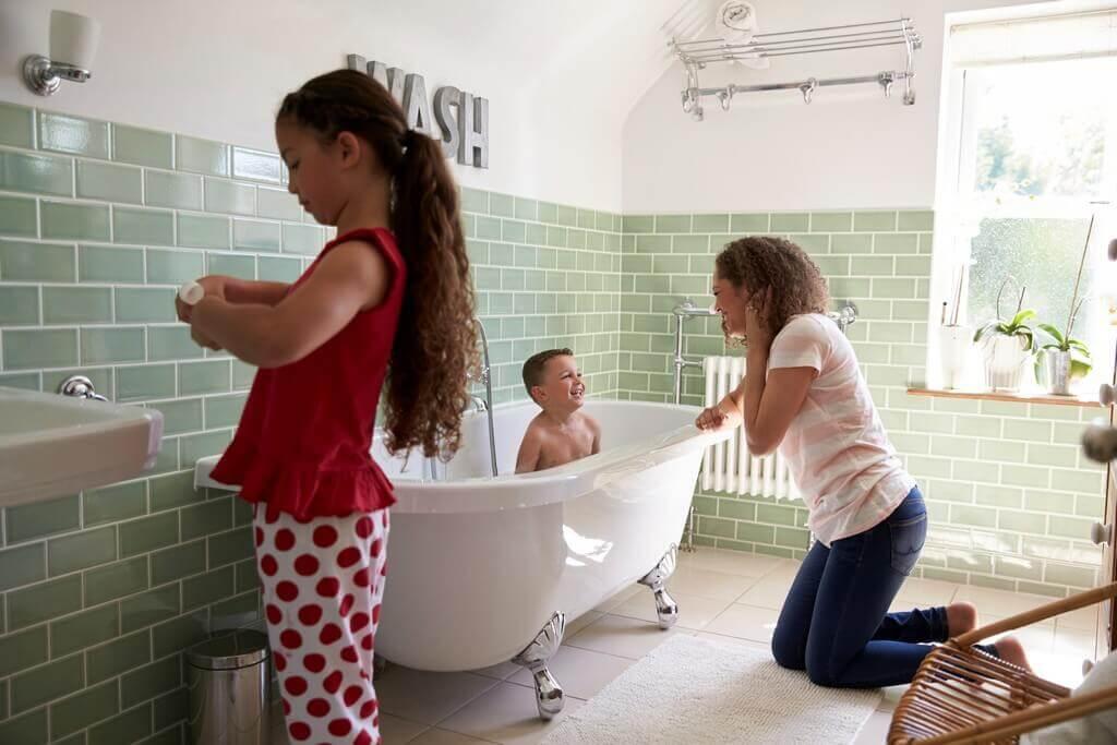 Kids bathroom interior design ideas to keep in mind  kids bathroom - Kids bathroom interior design ideas to keep in mind 6 - Kids bathroom interior design ideas to keep in mind
