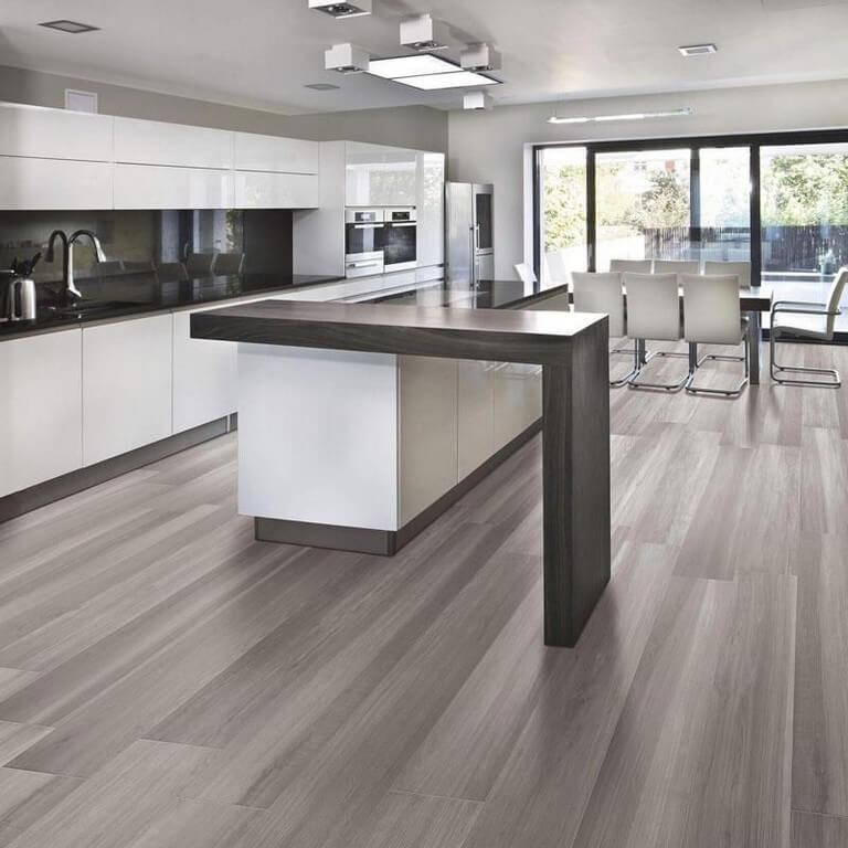 Kitchen floors: Types of tiles chosen in interior design kitchen floors - Kitchen floors Types of tiles chosen in interior design 7 - Kitchen floors: Types of tiles chosen in interior design