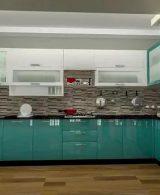Kitchen floors: Types of tiles chosen in interior design