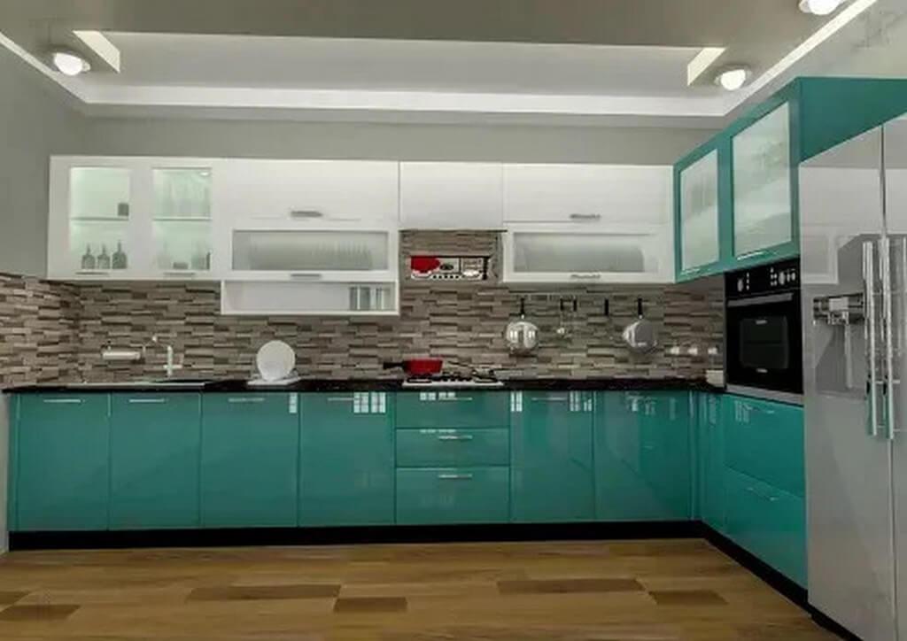Kitchen floors: Types of tiles chosen in interior design kitchen floors - Kitchen floors Types of tiles chosen in interior design Thumbnail - Kitchen floors: Types of tiles chosen in interior design
