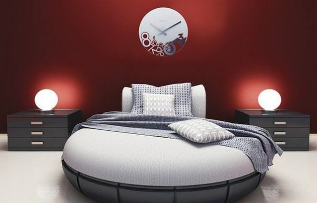 Pros and cons of round beds round beds - Pros and cons of round beds Thumbnail - Pros and cons of round beds