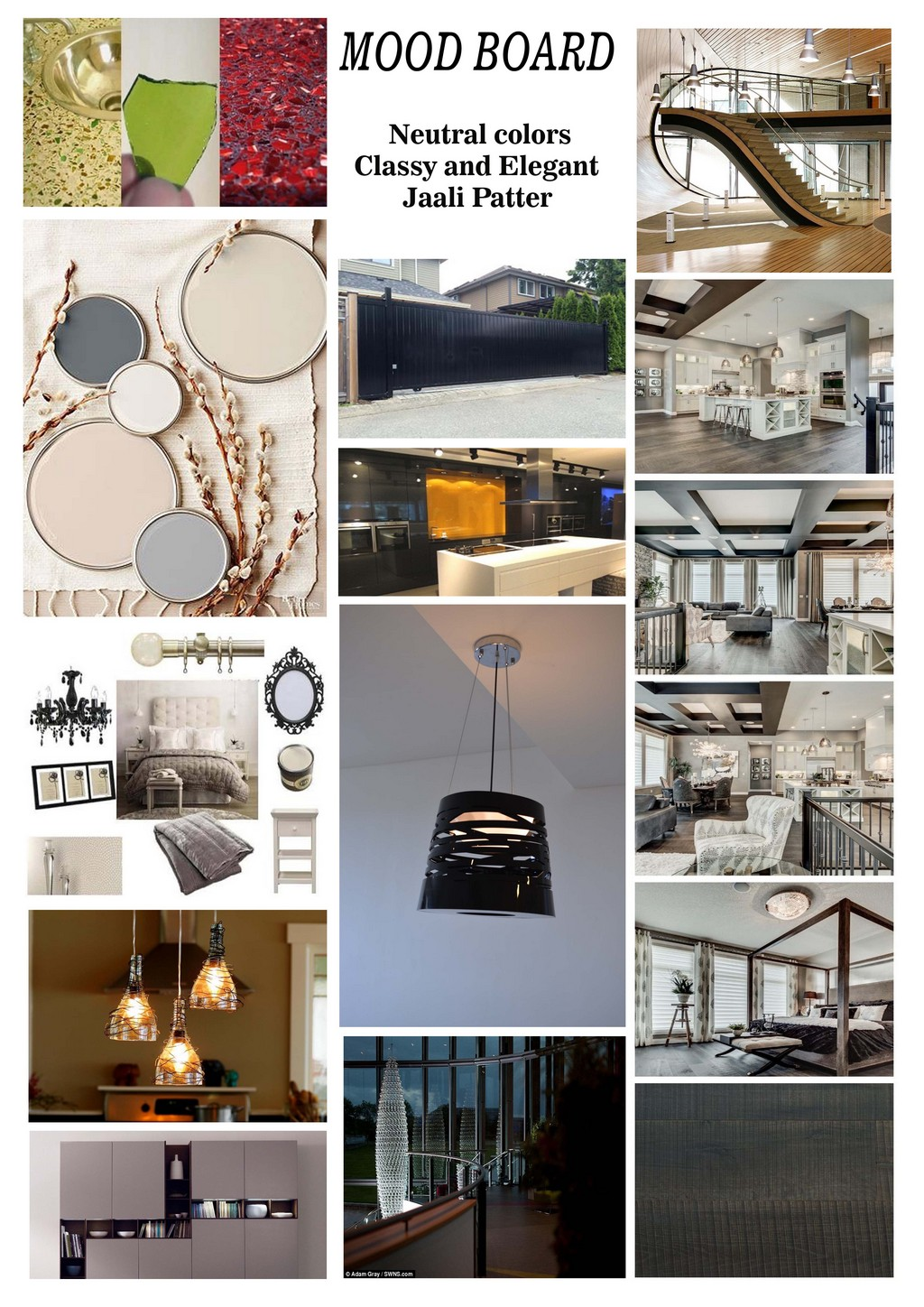 - MOOD BOARD - JD ANNUAL DESIGN AWARDS 2016 – UNTOLD STORIES – DEPT OF INTERIOR DESIGN – BY LALITHA SINGH, VIKSHITHA AND AKSHATA GUTTEDAR– INSPIRED BY ARTIST SRINIVAS