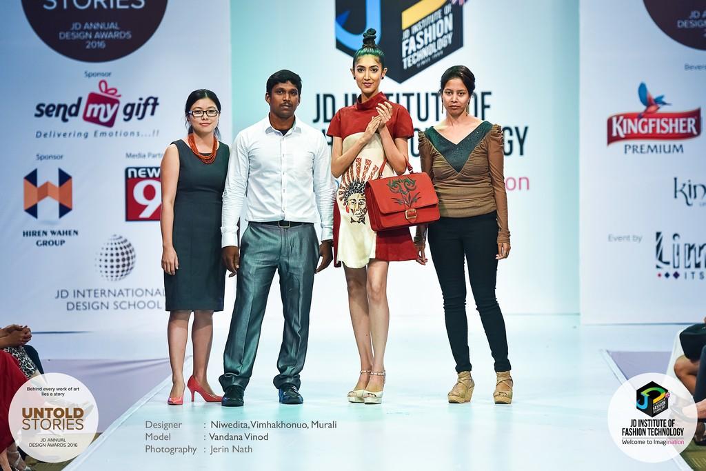 "JD Annual Design Awards 2016 – Untold Stories : ""OUVRE"" Designer : Niwedita Burnwal, Vimhakhonuo Esther & Murali Krishna Photography : Jerin Nath ouvre - 7 9 - JD Annual Design Awards 2016 – Untold Stories : 'OUVRE'"