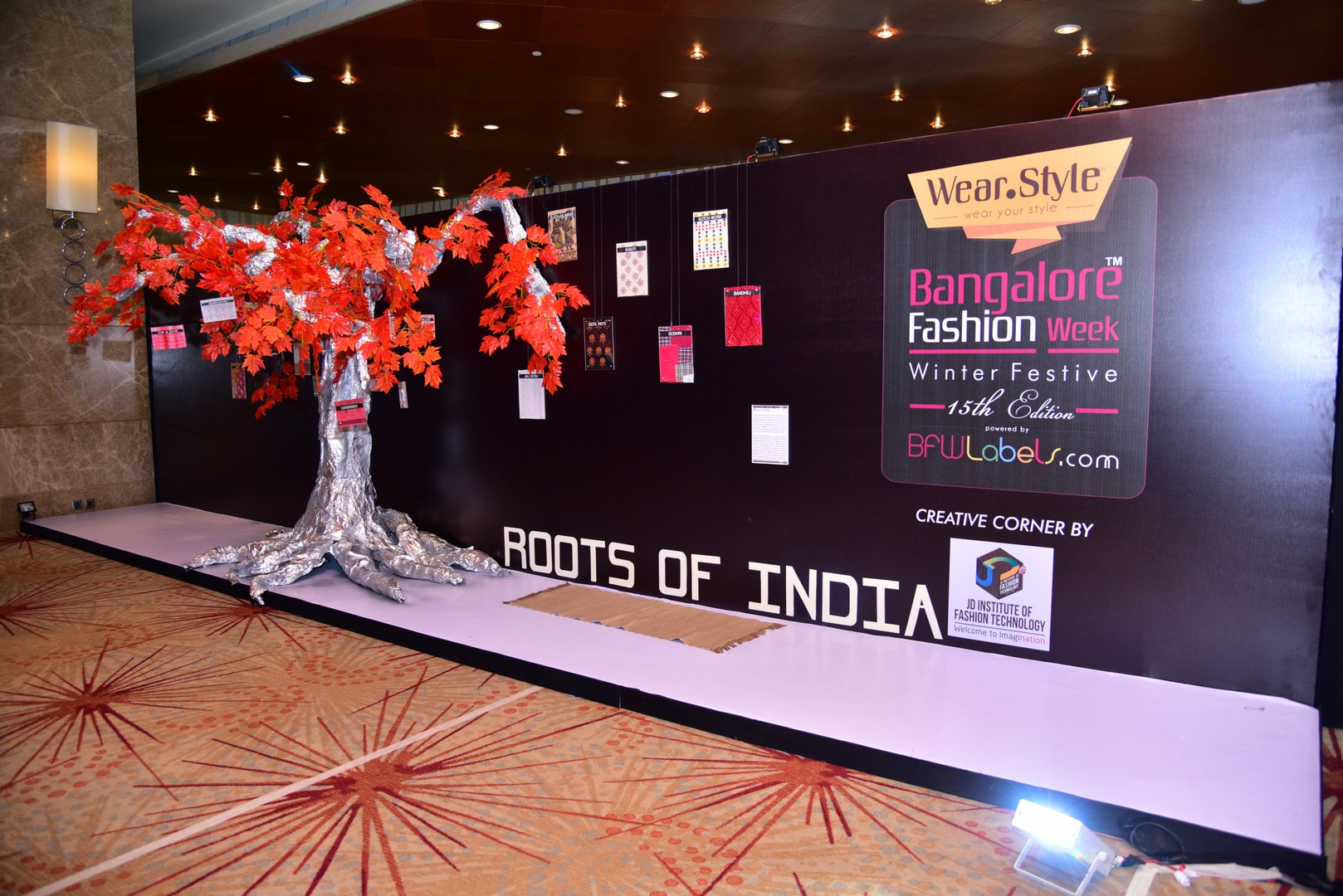 roots of india - DSC 7870 - Roots of India – Bangalore Fashion Week 2016