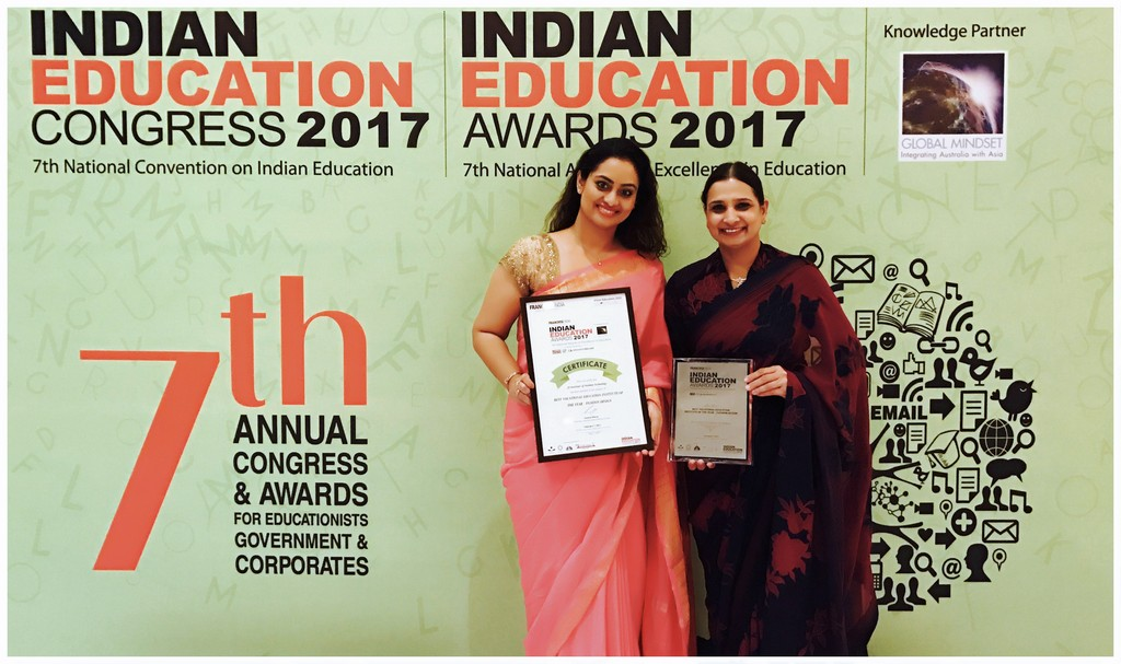 best vocational education institute of the year Best Vocational Education Institute of the Year – Fashion Design JD Institute of Fashion Technology Receives Indian Education Congress Award 1