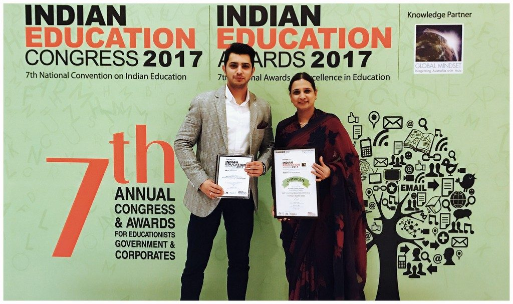 Best Vocational Education Institute of the Year best vocational education institute of the year Best Vocational Education Institute of the Year – Fashion Design JD Institute of Fashion Technology Receives Indian Education Congress Award 1024x607