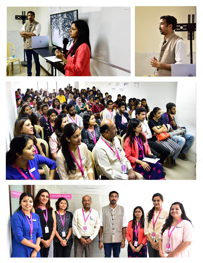 talk session by industry specialist Talk Session by Industry Specialist – Susanth C.S Talk Session by Industry Specialist     Susanth