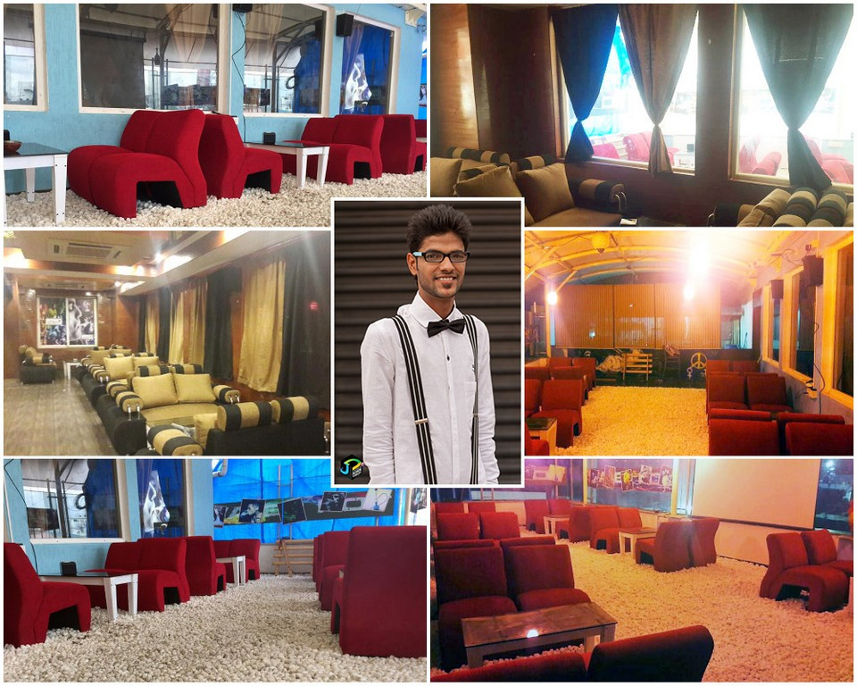 jd institute of fashion technology - AMITH P - Success Story of AMITH P – B.Sc. VI Sem -Department of Interior Design