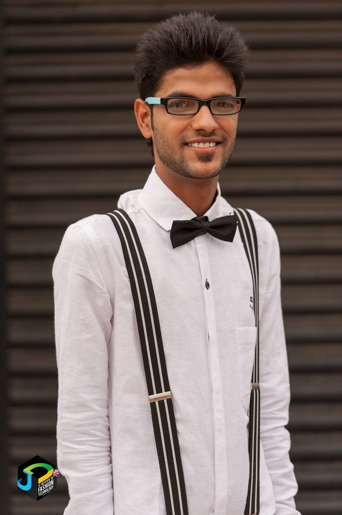 Amith jd institute of fashion technology - Amith 681x1024 - Success Story of AMITH P – B.Sc. VI Sem -Department of Interior Design