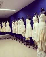 Display of Fabric Draping – Diploma Batch – Department of Fashion and Apparel Design