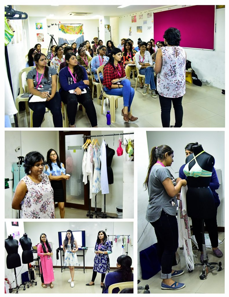 Styling Workshop by Ms. Lakshmi Murugesh from Zivame styling workshop by ms. lakshmi murugesh from zivame - Zivame JD Institute 791x1024 - Styling Workshop by Ms. Lakshmi Murugesh from Zivame