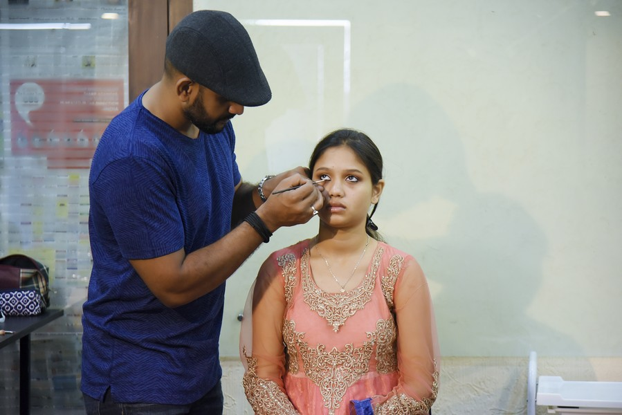 creative workshops - Creative Workshops3 - Creative Workshops – Department of Make-up Artistry