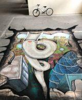 3D Street Art Installation9