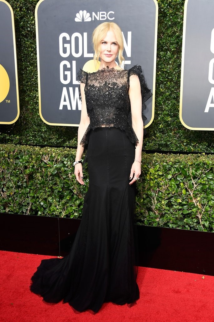 Golden Globes golden globes 2018 JD's top 13 red carpet looks of Golden Globes 2018 2