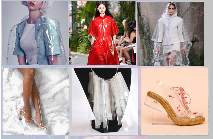 Fantastic plastic spring summer 2018 Whats in for Spring Summer 2018 Fantastic plastic