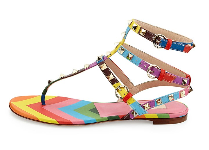 Flat Sandals essential shoes Essential Shoes Every Women Should Have – 2018 Flat Sandals1