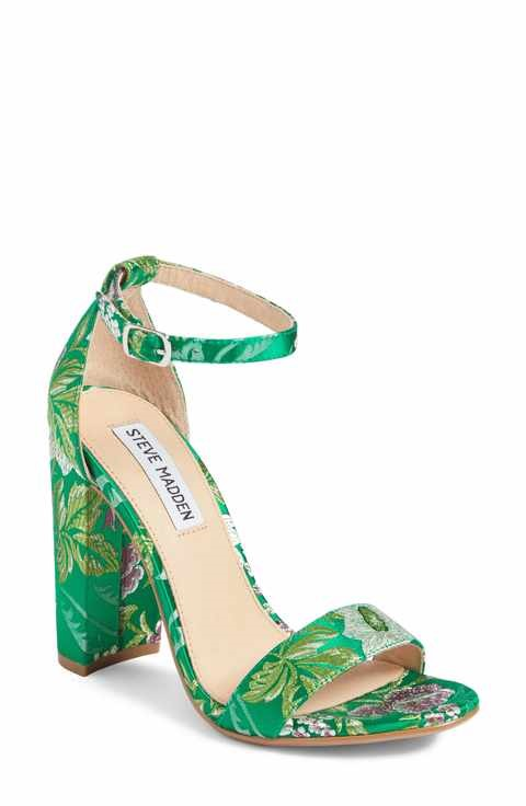 Heeled Sandals essential shoes Essential Shoes Every Women Should Have – 2018 Heeled Sandals1