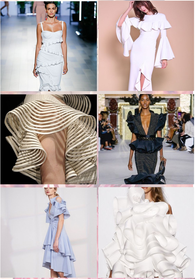 Ruffles spring summer 2018 Whats in for Spring Summer 2018 Ruffles