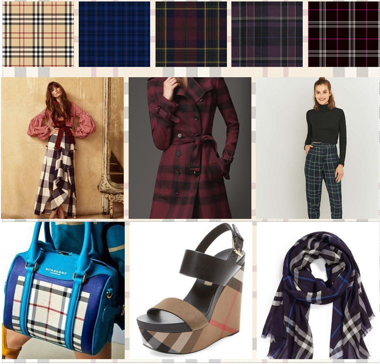 checkered spring summer 2018 Whats in for Spring Summer 2018 checkered