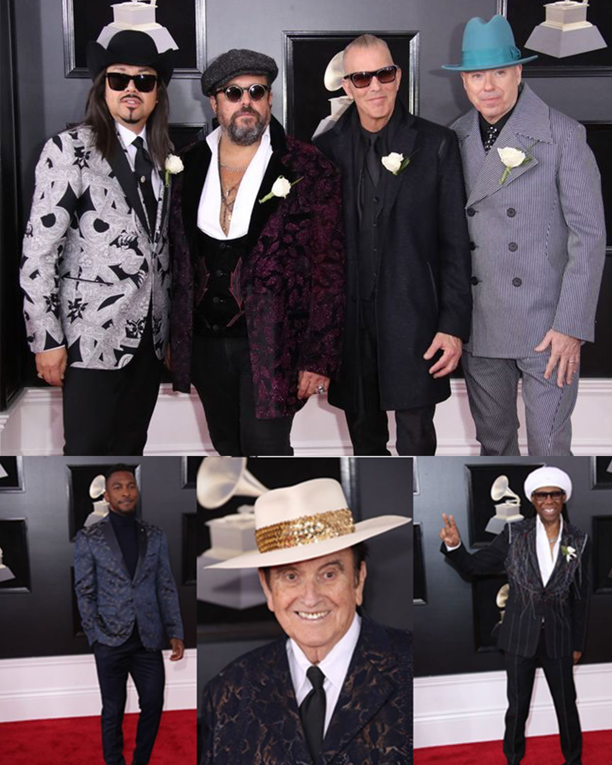 Grammy Award 2018 grammy award 2018 - 2 - Grammy Award 2018 – Men that rocked the red carpet