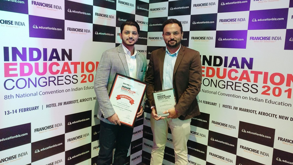 Indian Education Awards indian education awards - Indian Education Award 2018 - Winner of Skill Learning for Fashion Design at Indian Education Awards