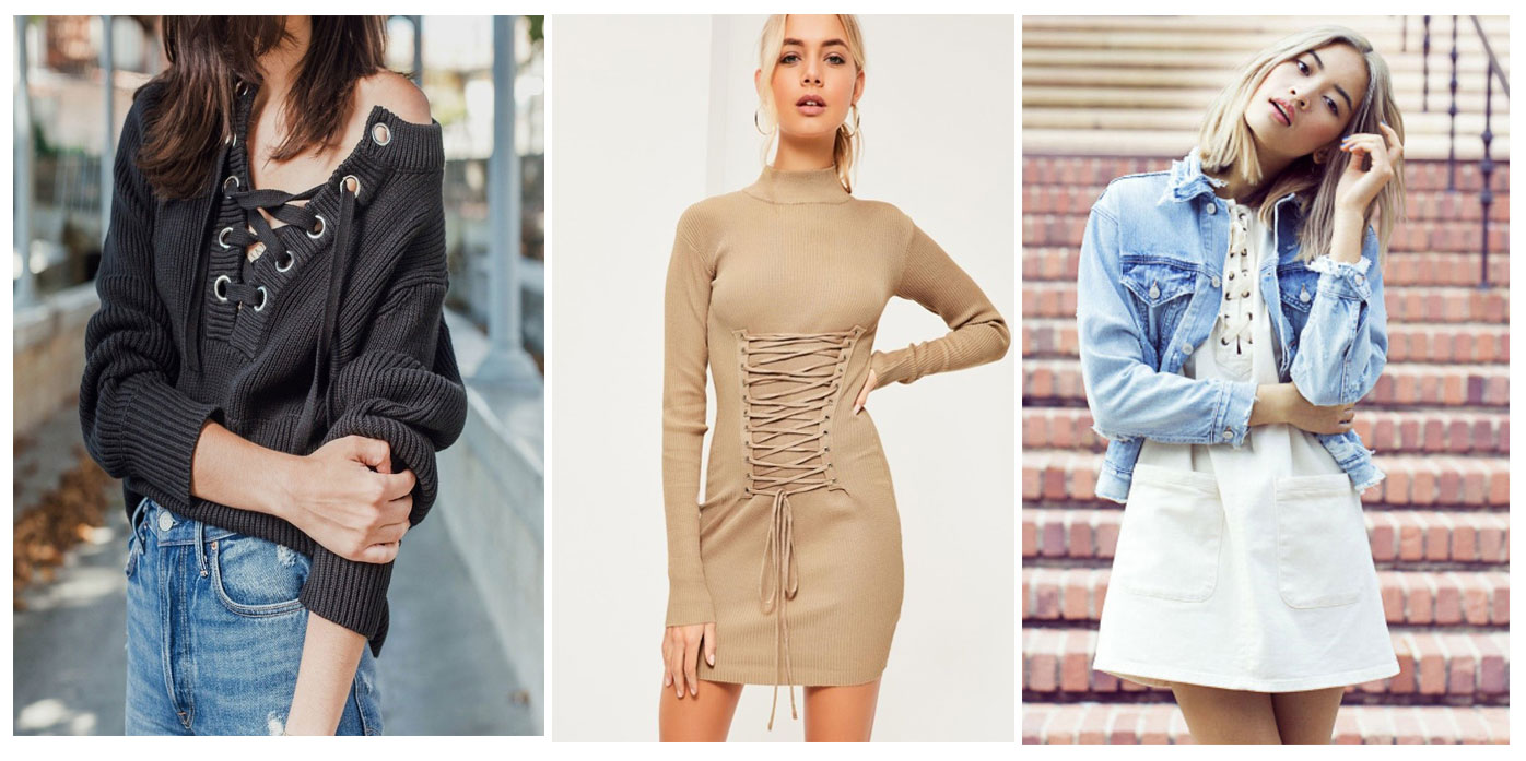 Laced-up-neutrals teen trends 2018 - Laced up neutrals - Teen trends 2018 – An exciting year in Teen Fashion