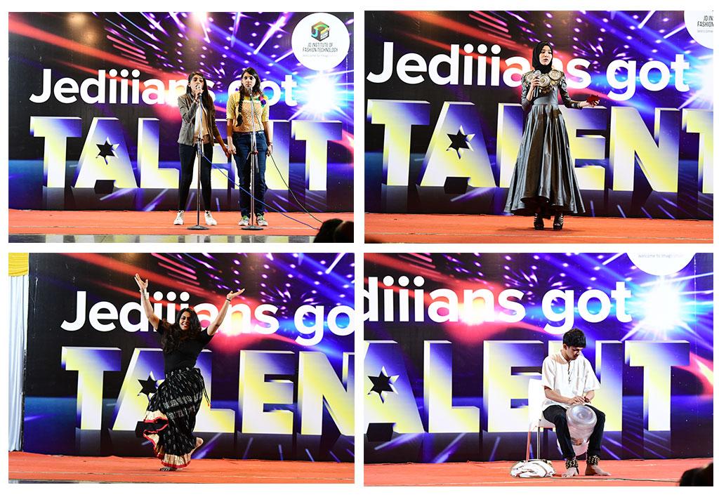 jediiians got talent jediiians got talent - jd got talent6 - JEDIIIANS Got Talent – If you have a flair, Flaunt it