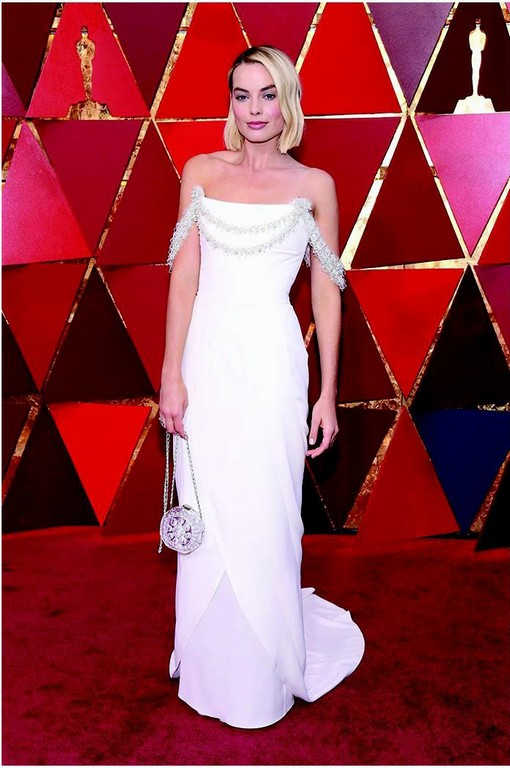 best dressed at the oscar 2018 red carpet best dressed at the oscar 2018 red carpet - Margot Robbie - Best dressed at the Oscar 2018 Red Carpet