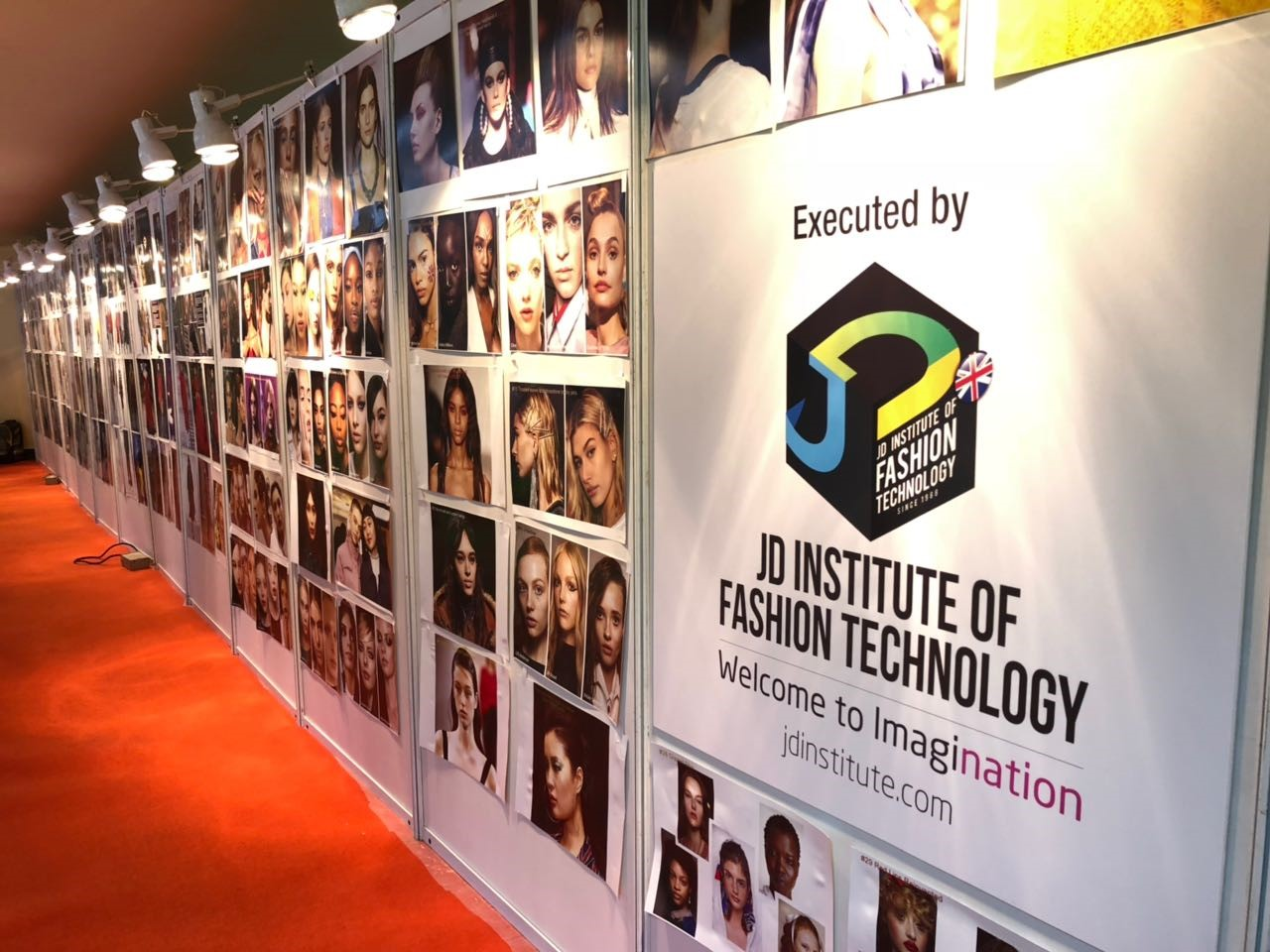 trade show 2018 - TREND PAVILION1 - JD Institute at the Fabrics & Accessories Trade Show 2018