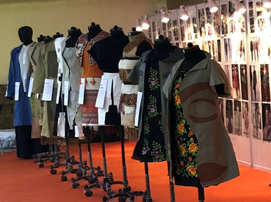 trade show 2018 trade show 2018 - services - JD Institute at the Fabrics & Accessories Trade Show 2018