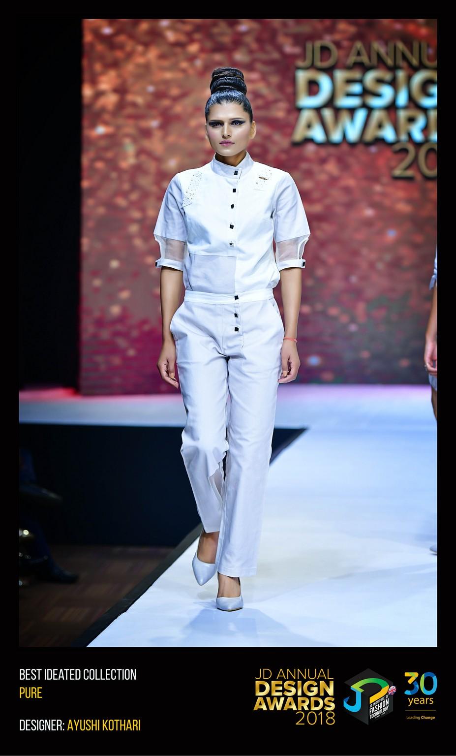 Pure – Change – JD Annual Design Awards 2018 | Designer: Ayushi Kothari (ADFD 2015 Batch) | Photography : Jerin Nath (@jerin_nath) pure - Pure10 - Pure – Change – JD Annual Design Awards 2018