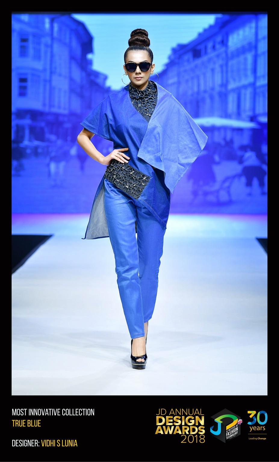 True Blue – Change – JD Annual Design Awards 2018 | Designer: Vidhi Lunia (ADFD 2015) | Photography : Jerin Nath (@jerin_nath) true blue - True Blue Photos JDW FB1 - True Blue – Change – JD Annual Design Awards 2018