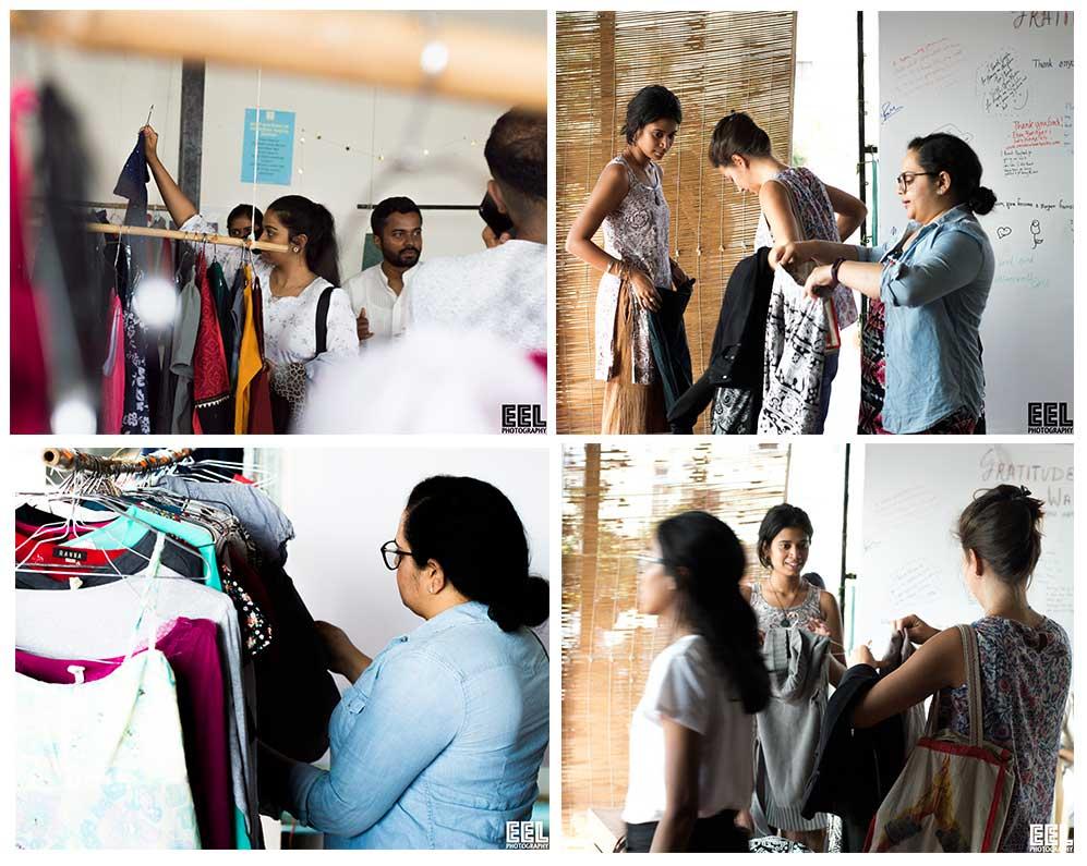 jediiians for a fashion cause JEDIIIANS for a fashion cause – Cloth swap event clothswap5
